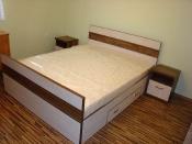 Sypialnie łóżka